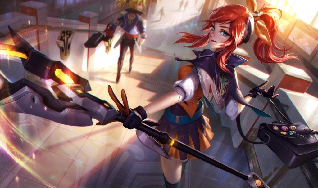 League of Legends, Battle Academia Lux