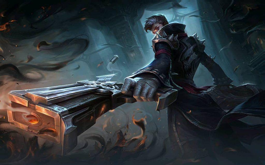 Mobile Legends: Bang Bang hero, Granger