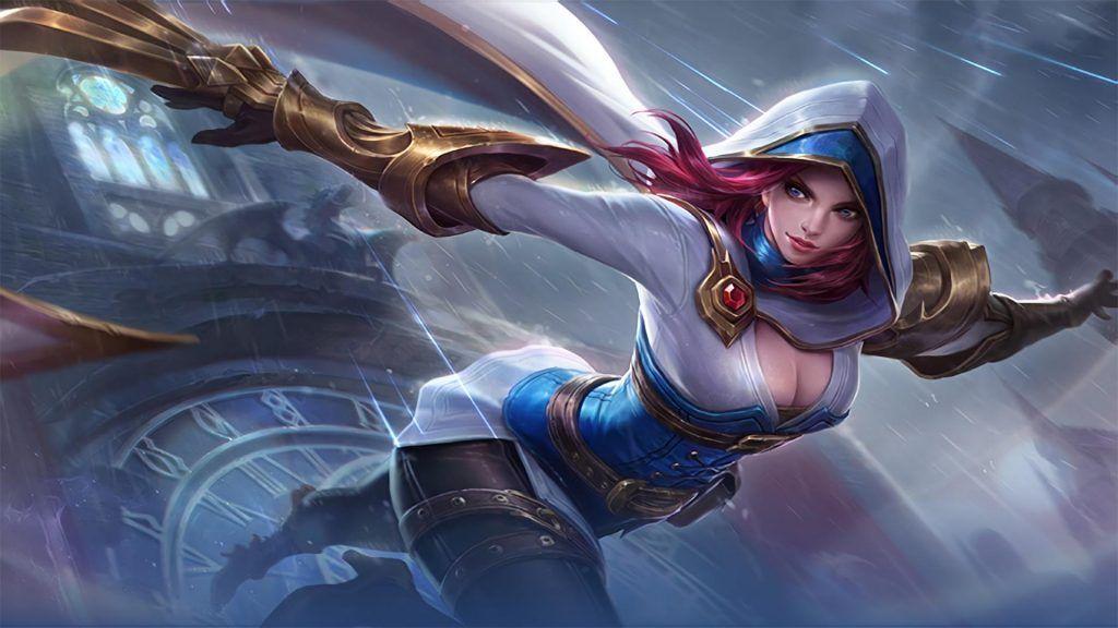 Mobile Legends: Bang Bang assassin hero Natalia