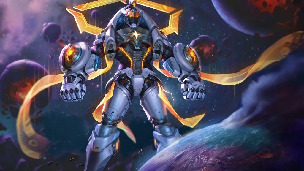 Mobile Legends: Bang Bang hero, Gatotkaca