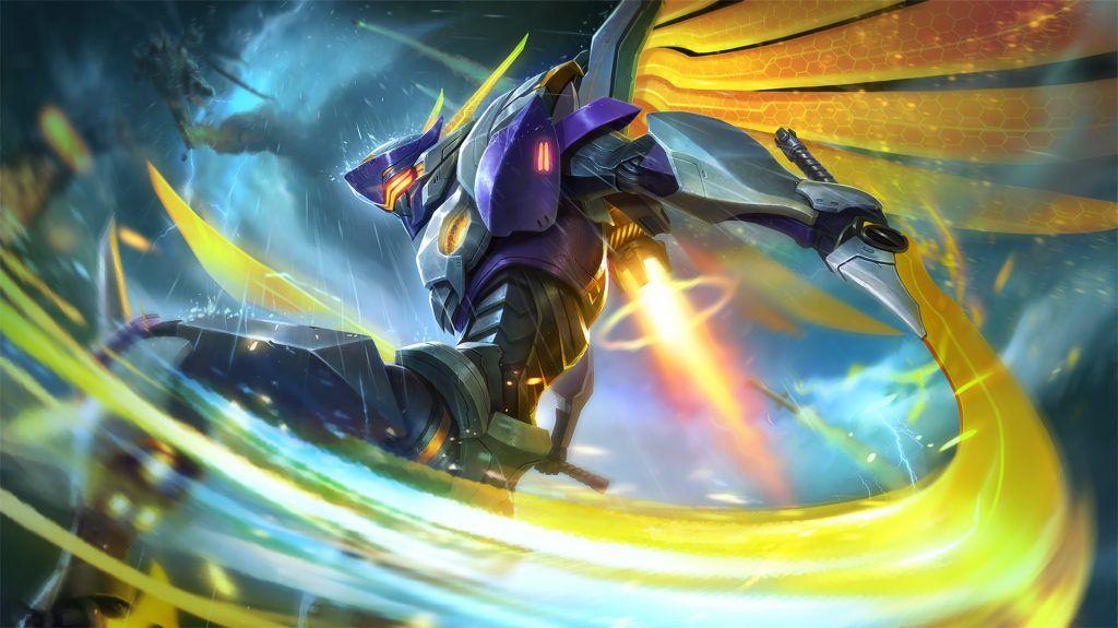 Mobile Legends: Bang Bang hero, Saber