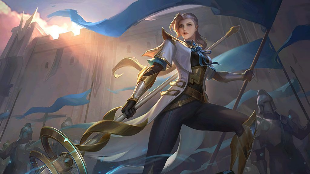 Mobile Legends: Bang Bang hero, Silvanna