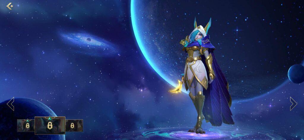 League of Legends: Wild Rift, Xayah, Cosmic Dusk Xayah