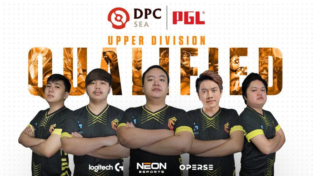Neon Esports, DPC SEA 2021, ONE Esports Singapore Major