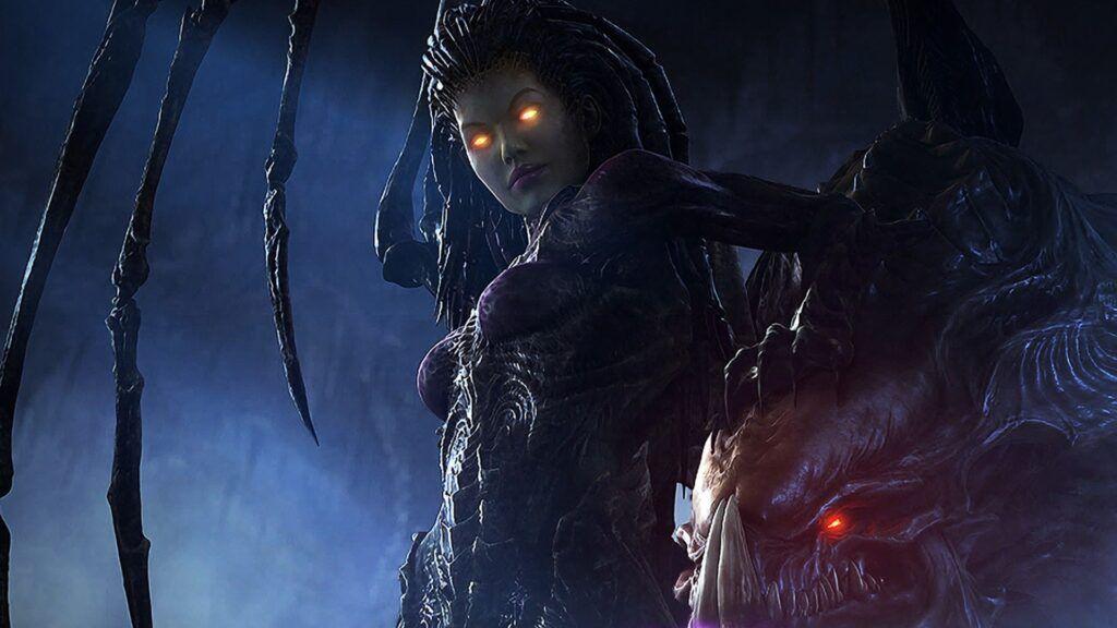 StarCraft II, Queen of Blades