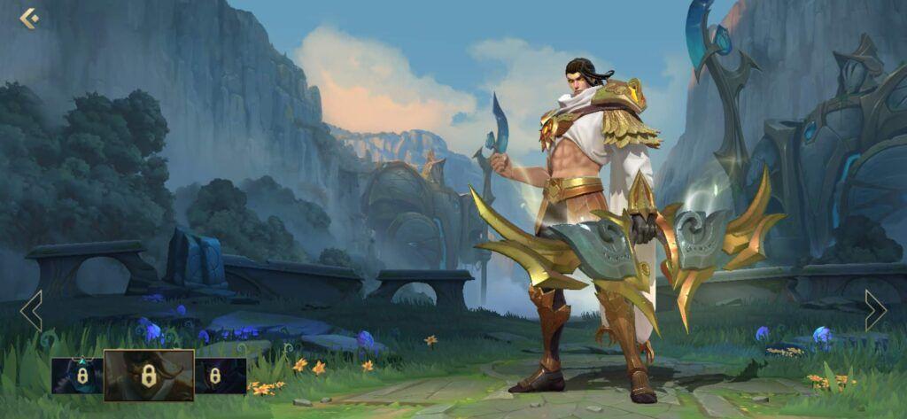 League of Legends: Wild Rift, Arclight Varus skin