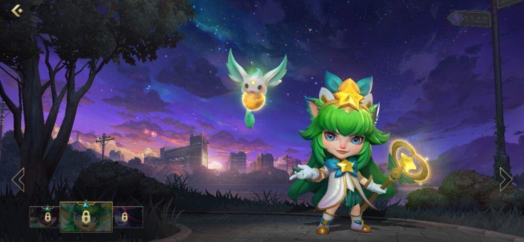 League of Legends: Wild Rift, Lulu, Star Guardian Lulu skin