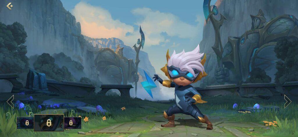 League of Legends: Wild Rift, Kennen, Super Kennen skin