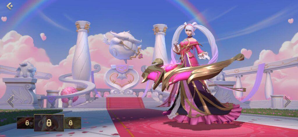 League of Legends: Wild Rift, Sona, Sweetheart Sona skin