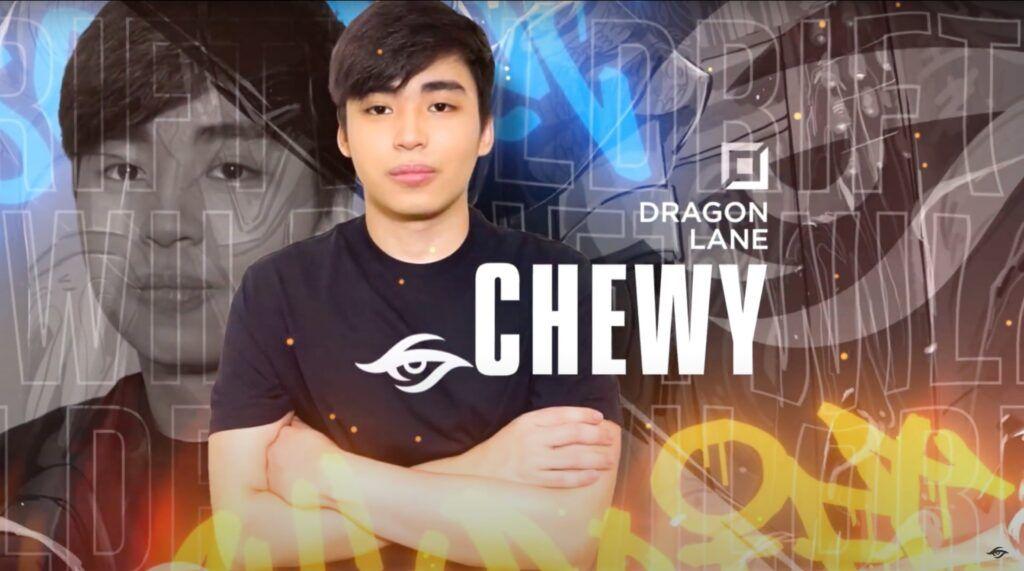 Wild Rift, Team Secret, Chewy, dragon lane