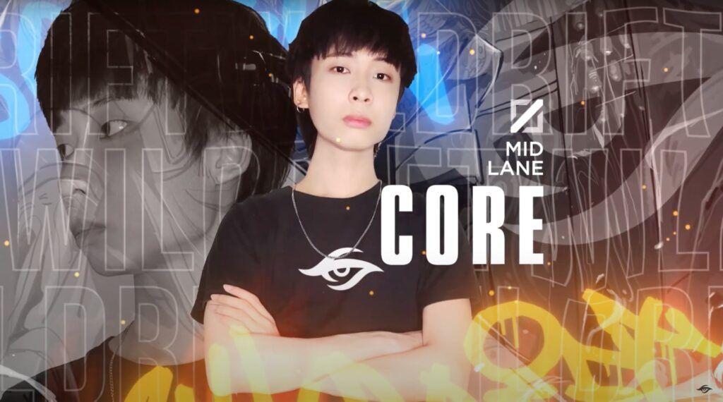 Wild Rift, Team Secret, Core, mid