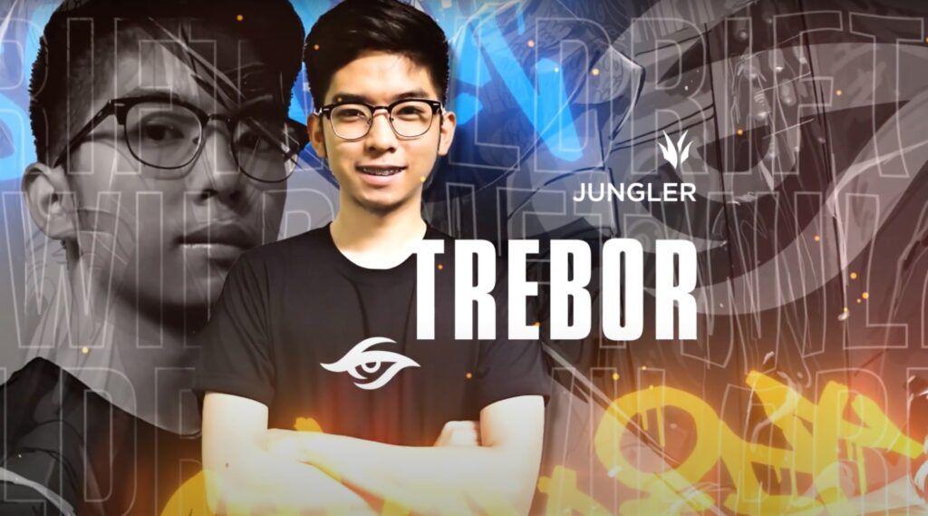 Team Secret. Wild Rift, Trebor, jungle