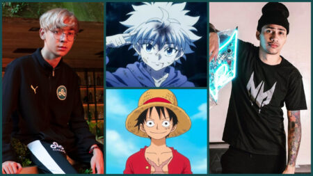 TenZ, Killua, AkosiDogie, Luffy, Mobile Legends, Valorant