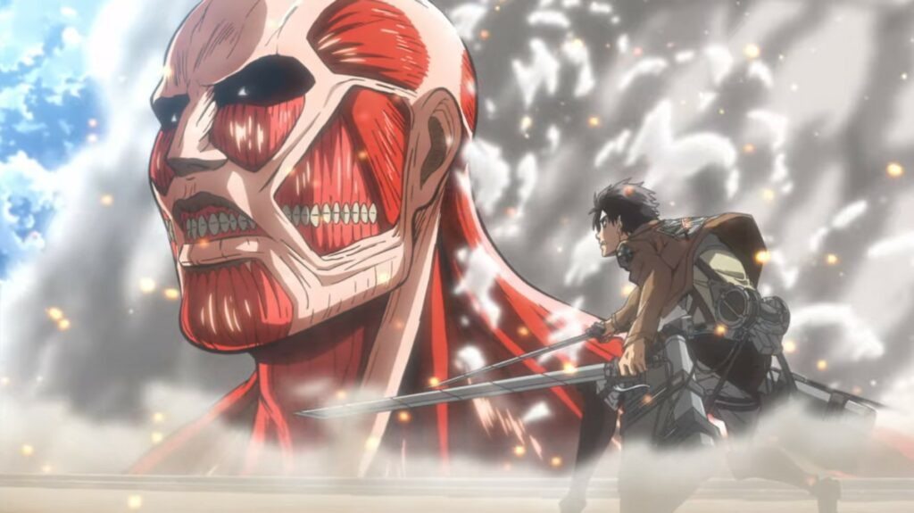 The Free Fire x Attack On Titan collaboration is the anime ...