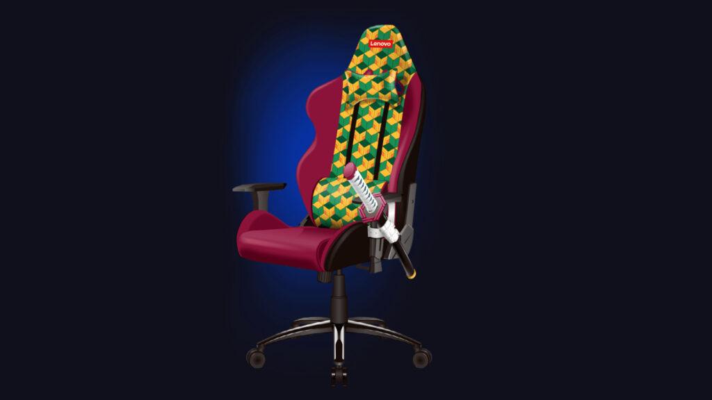 Demon Slayer, Lenovo Gaming Chair, Kimetsu no Yaiba
