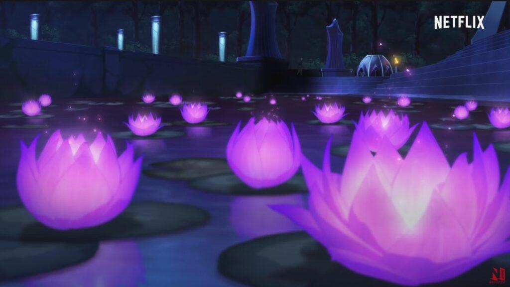 Dota 2, Dragon's Blood Lotuses