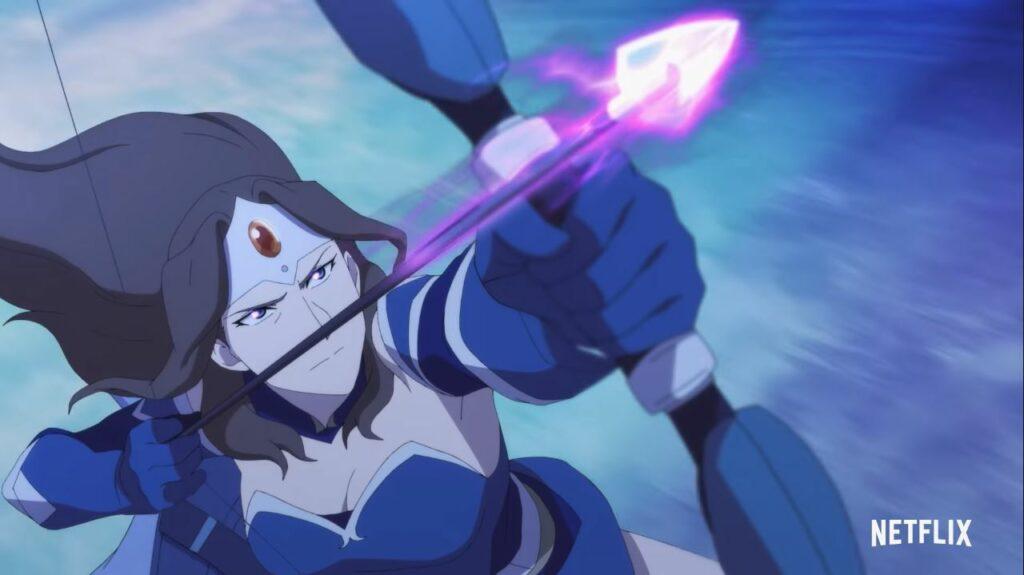 Dota 2, Dragon's Blood Mirana