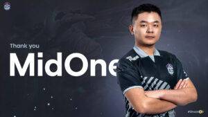 OG parts ways with MidOne