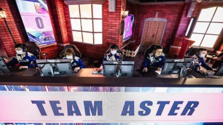 DPC 2021 China, Perfect World Esports, Team Aster