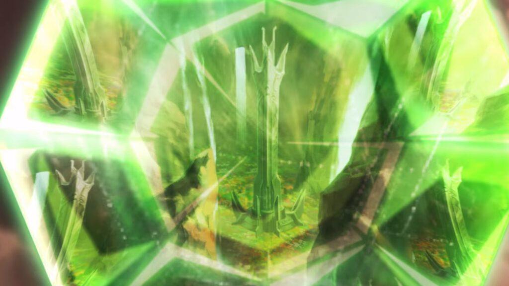 DOTA 2 Dragon's Blood: Жинхэнэ дотагийн фэнүүдийн л анзаарах 5 детайл Dota DragonsBlood GemOfTrueSight SageTower