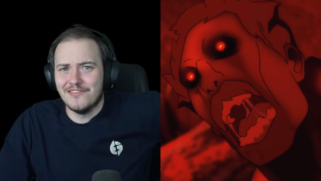 Side-by-side of SirActionSlacks and Corpse in Dota: Dragon's Blood