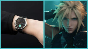Final Fantasy VII, Advent Children Watch Limited Edition, Cloud Strife