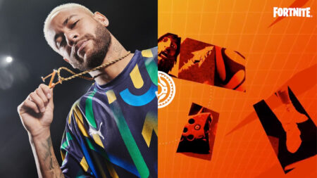 Fortnite, Neymar Jr
