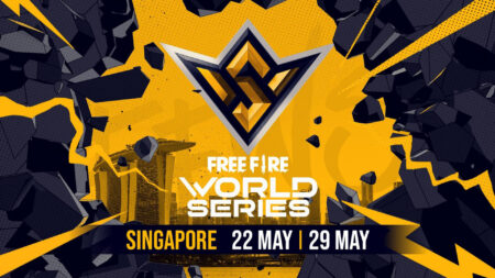 Promotional Photo of Free Fire World Series 2021 Singapore