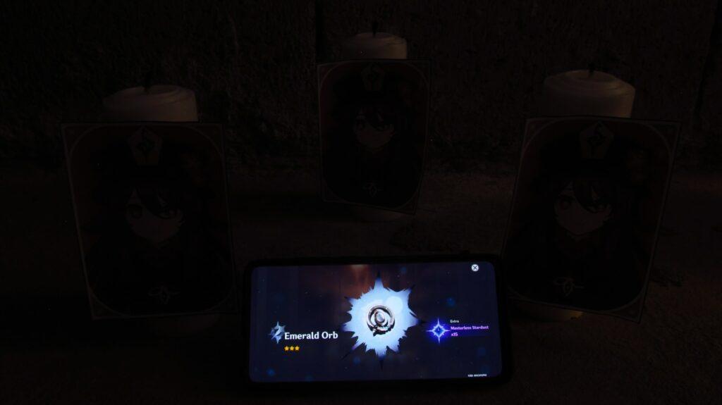 Genshin Impact, gacha rituals tested, Hu Tao candles