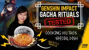 Genshin Impact, gacha rituals tested, ghostly march recipe