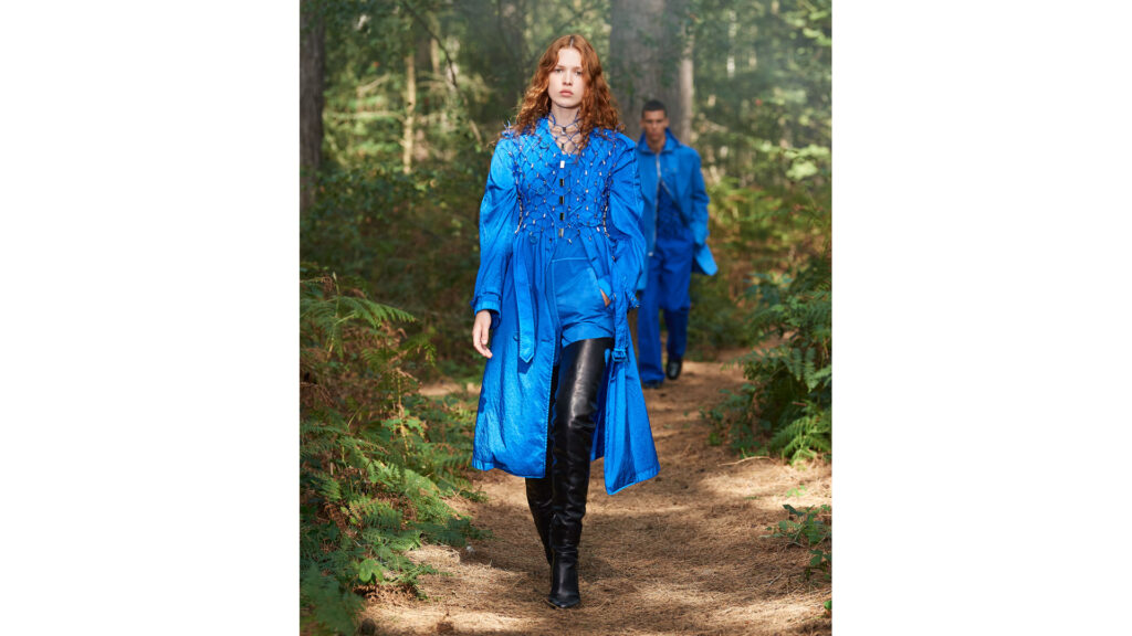 Honor of Kings, Burberry, Spirit of the Forest and Ocean Yao, Look 9