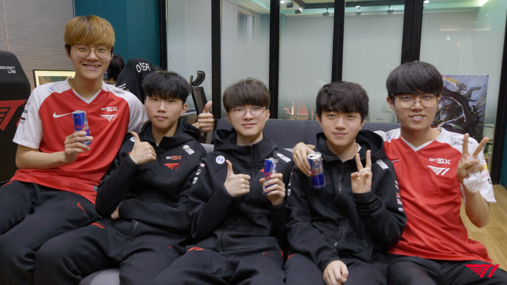 Group Photo of T1