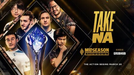 Promotional Photo of LCS Mid-Season Showdown