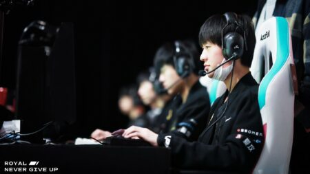 Ming and the RNG Squad in LPL Spring 2021