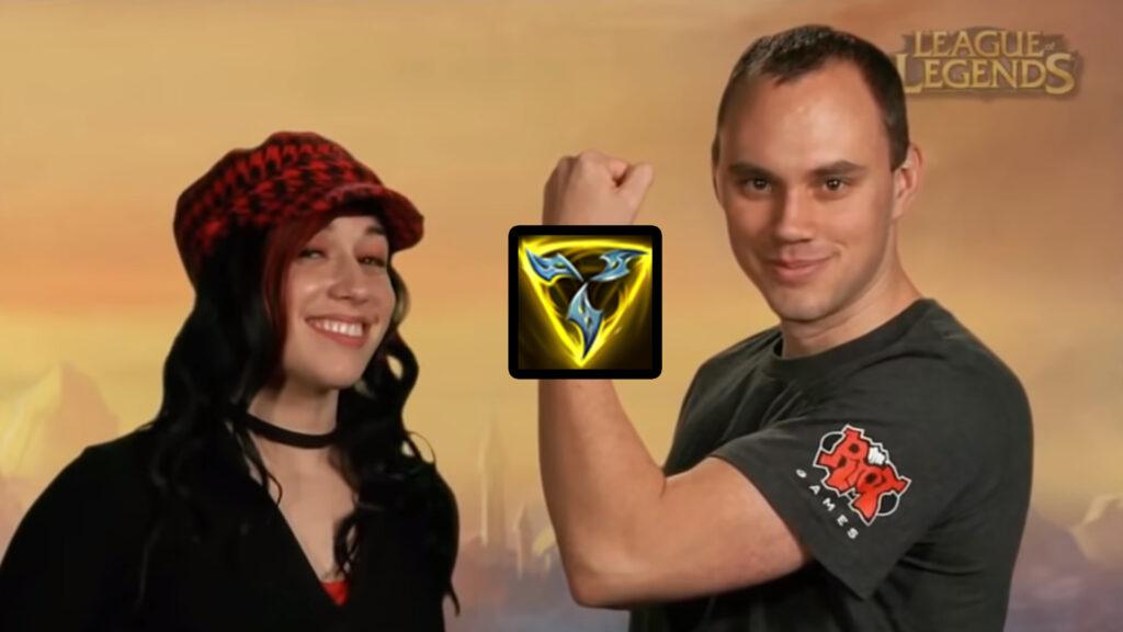 Screenshot of Phreak in Champion Spotlight