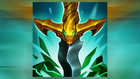 League of Legends lethality item, Serpent's Fang