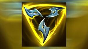 LoL item Trinity Force