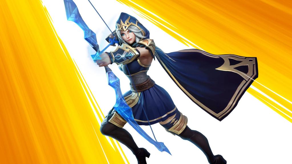 League of Legends: Wild Rift, Ashe