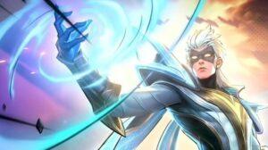 Mobile Legends: Bang Bang hero skin, Blizzard Storm Vale