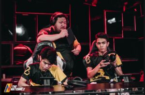 MLBB, Bren Esports, The Nationals 2019, Coach Leathergoods