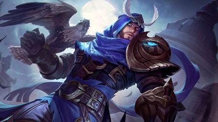 Mobile Legends: Bang Bang skin, Crescent Scimitar Khaleed