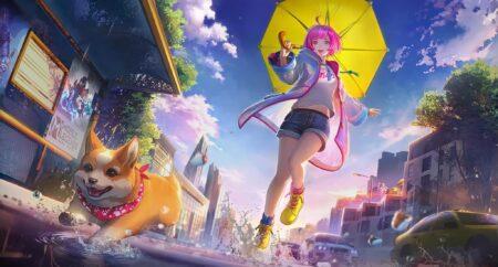 Mobile Legends: Bang Bang starlight skin, Rainy Walk Kagura