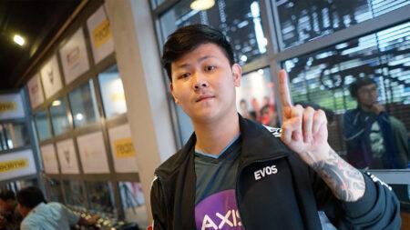 Photo of rekt of evos legends