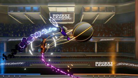 Rocket League Sideswipe, Screenshot