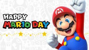 Nintendo, Super Mario, MAR10 DAY