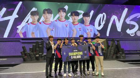 Vision Strikers wins Valorant Stage 1 Masters Korea