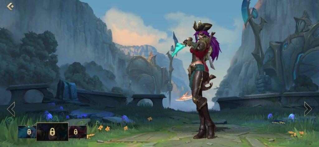 League of Legends: Wild Rift, Bilgewater Katarina