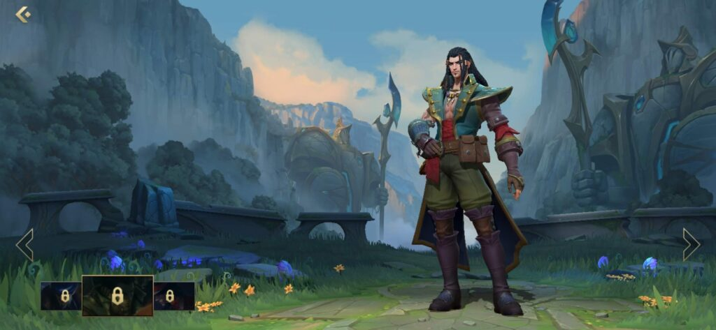 League of Legends: Wild Rift, Cutpurse Twisted Fate