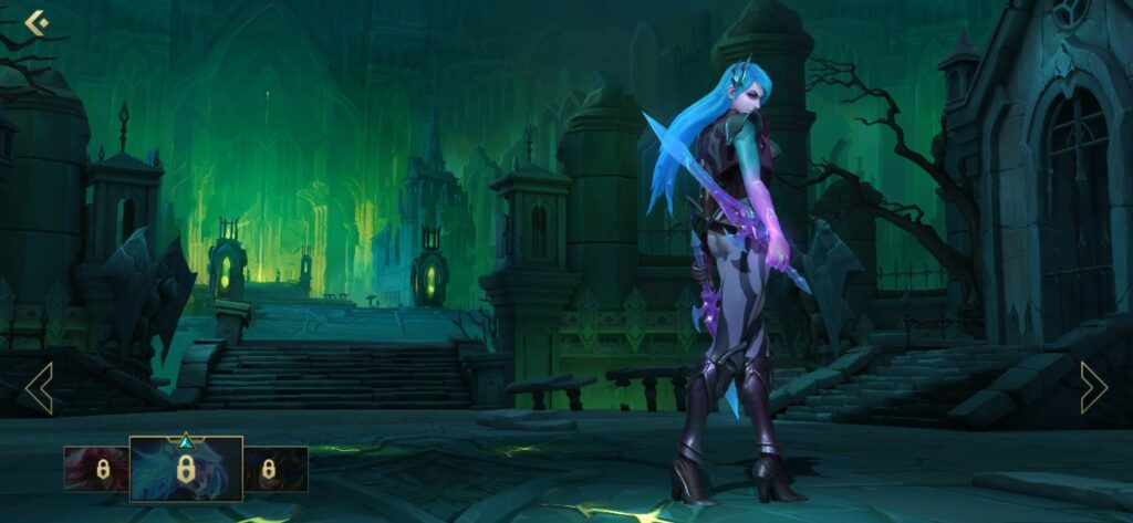 League of Legends: Wild Rift, Death Sworn Katarina
