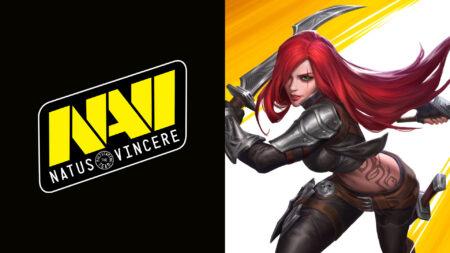 League of Legends: Wild Rift, Na'Vi, Katarina